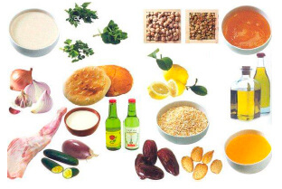 Ingredientes cocina